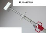 Estronca de aço regulável p laje 2,90