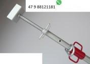 Estronca de aço regulável p laje 3,10