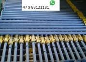 Estronca de aço ajustável p laje 3,20