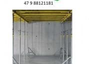 Estronca de aço ajustável p laje 3,70