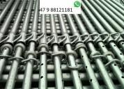 Estronca de ferro p laje 5,0