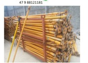 Estronca de ferro ajustável p laje 2,90
