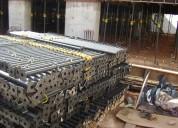 Estronca de ferro ajustável p laje 3,20