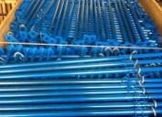 Estronca de ferro regulável p laje 5,0