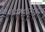 Estronca metálica de aço ajustável p laje 3,40