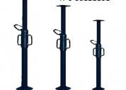 Estronca metálica de aço ajustável p laje 3,50