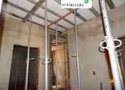 Kit p fabricar escora metalica 4,40