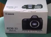 Brand NewCanon EOS 5D Mark III 22.3 MP Digital SLR Camera W/3 CanonEFLens,24.GHZ+EF75-300