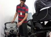 Limpeza de carrinhos de bebê (11) 4114-3757