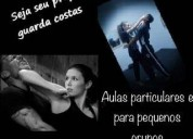 Defensa personal feminina
