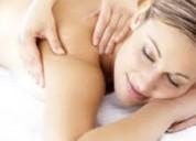 Massagem com finalização e oral.