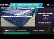Dhabi steel - escoras metálicas - trabalhe conosco