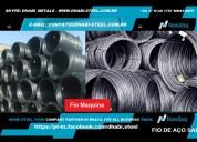 Dhabi steel - fio máquina, indústria e trefilação