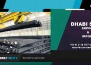 Dhabi steel - vergalhão de aço ca50 e ca60