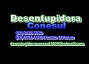 Desentupidora pias centro esteio 51 3485 1006