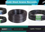 Arames galvanizado, recozido - dhabi steel