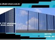 Dhabi steel - gradil eletrofundido
