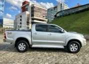 Toyota hilux 4x4 2011. oportunidade!.