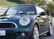 Excelente mini cooper s 1 6 16v turbo 2010