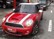 Mini cooper 2008 2009 1 6 s 16v turbo gasolina 2p