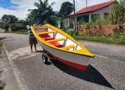 Barco de madeira 2019