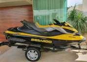 Jetski seadoo rxt 260 hp 2010 com carreta 2010