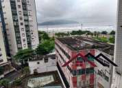 Excelente apartamento vista mar jose menino santos