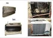 Manutencao instalacao limpezas ar condicionado