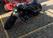 Vendo excelente motocicleta 2008
