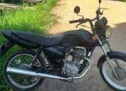 Vendo excelente moto fan 2005 para ramal 2005