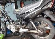 Vendo excelente miza 125 motor zero nem bate nem fuma somente roda 2008