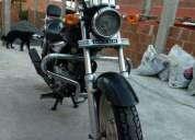 Vendo excelente moto 2008