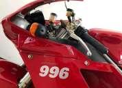 Oportunidade!. ducati 996 nunca foi usada raridade absoluta.