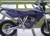 Excepcional husqvarna smr 510 2007. contactarse.