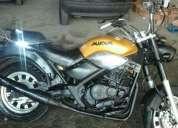 Vendo moto amazonas 250 2007. contactarse.