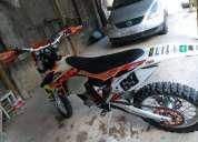 Vendo excelente ktm 250 2010