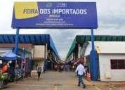 Oportunidade! feiras dos importados de brasilia box conjundo c