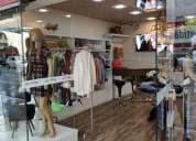 Oportunidade! loja roupas femininas ponto comercial