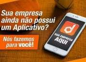 Oportunidade. vendedor autonomo aplicativos