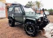 Excelente jpx montez jipe jeep trilha 1994