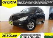 Ssangyong actyon 2 3 gl 4x2 automatico