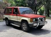Isuzu trooper 1986 jipe turbo diesel 4x4.