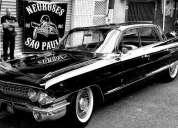 Excelente cadillac v8 1961