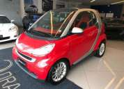 Smart fortwo 2010 2010 1 0 coupe turbo 12v.