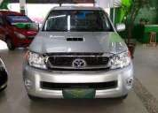 Toyota hilux cd 4x4 3 0 turbo diesel completona entrada