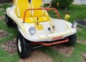 Excelente fibravan buggy 2000