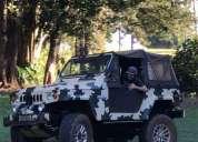 Oportunidade! jeep engesa 4x4 diesel 1988