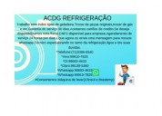 Acdg refrigeração em geral