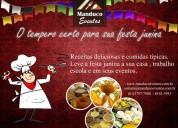 Buffet para festa junina em brasilia df