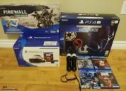 Venda sony ps4 pro 1tb console com jogos $150